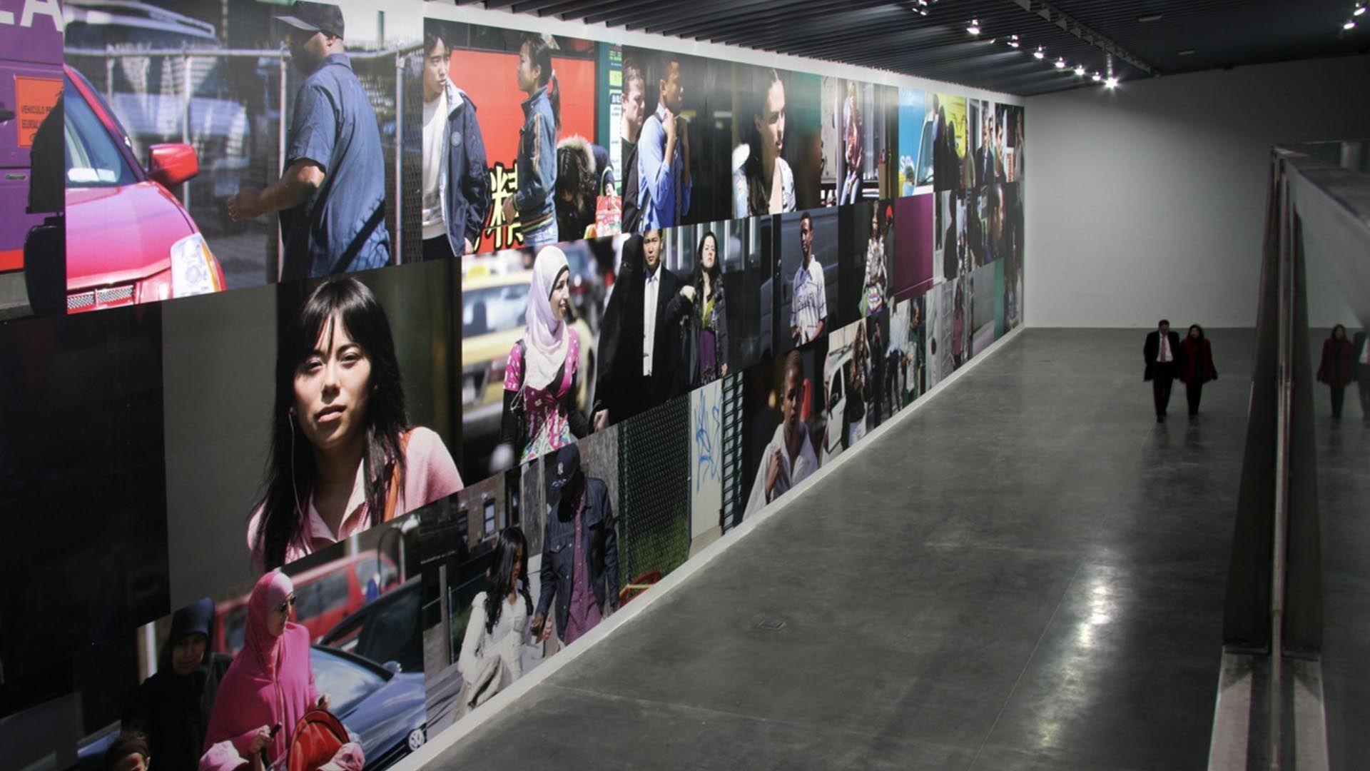 Imagen: Fotografías de gran formato en galerías de arte