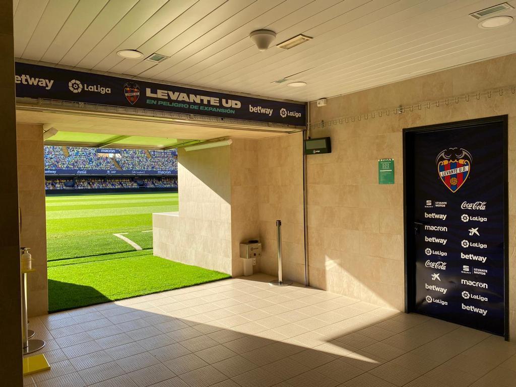 El caso Levante UD o cómo cambiar un estadio de futbol en 48 h