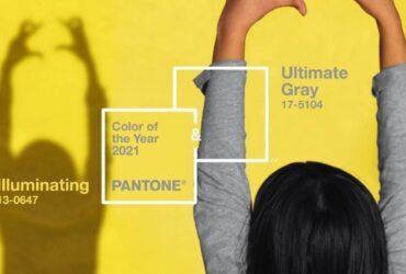 Los colores de 2021 para Pantone