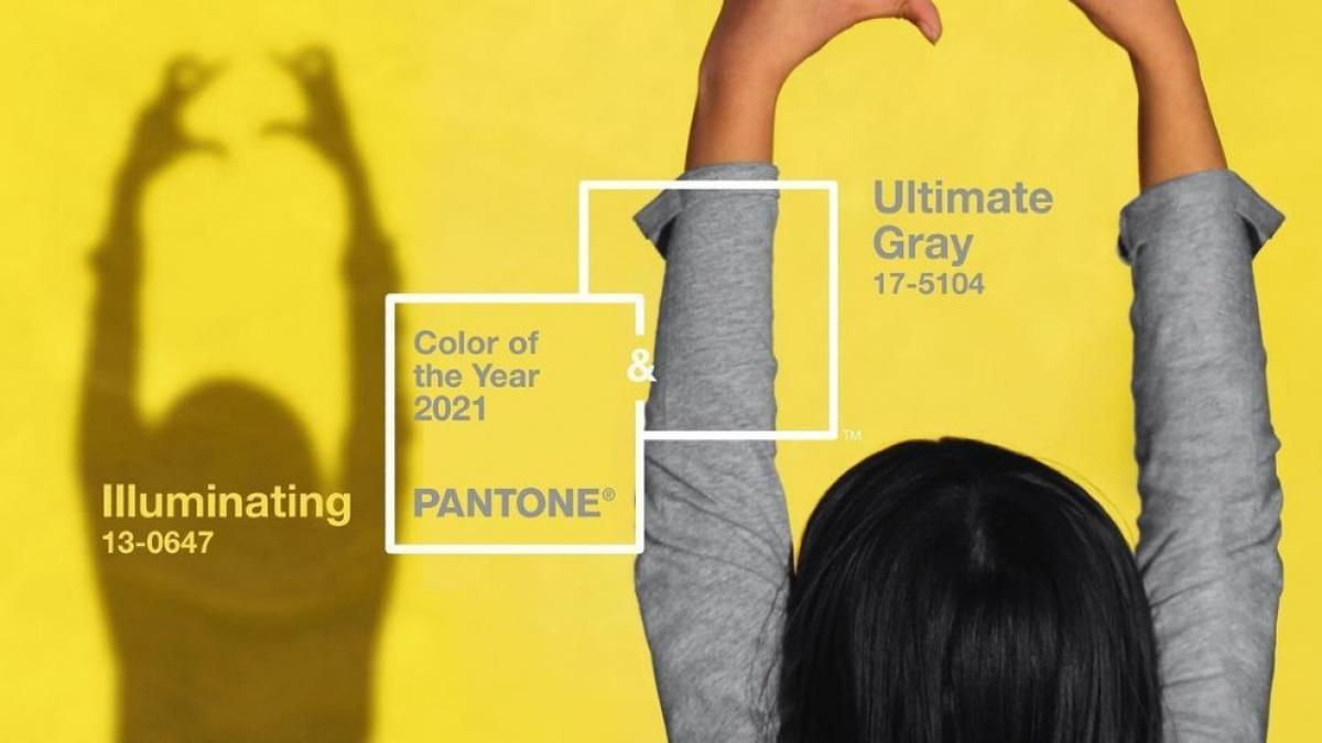Imagen: Los colores de 2021 para Pantone