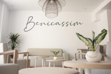 Rótulos potentes y tendencias en decoración para vestir el SUNNA Hotel de Benicàssim 6
