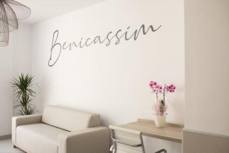 Rótulos potentes y tendencias en decoración para vestir el SUNNA Hotel de Benicàssim 2