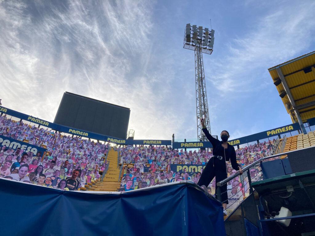 Vuelve el público a los estadios o cómo hacer desaparecer 25.000 avatares en 48 h 0