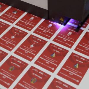 Nos encargamos del branding y el montaje de La Liga Promises, el torneo de fútbol del que salen las estrellas del futuro 13