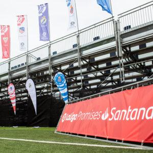 Nos encargamos del branding y el montaje de La Liga Promises, el torneo de fútbol del que salen las estrellas del futuro 20