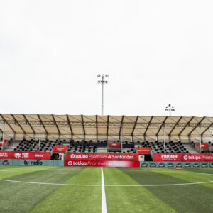 Nos encargamos del branding y el montaje de La Liga Promises, el torneo de fútbol del que salen las estrellas del futuro 1