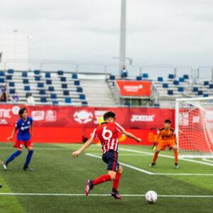 Nos encargamos del branding y el montaje de La Liga Promises, el torneo de fútbol del que salen las estrellas del futuro 12