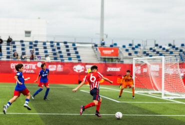 Imagen:Nos encargamos del branding y el montaje de La Liga Promises, el torneo de fútbol del que salen las estrellas del futuro