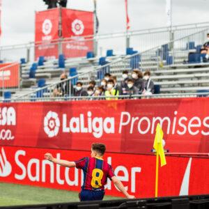 Nos encargamos del branding y el montaje de La Liga Promises, el torneo de fútbol del que salen las estrellas del futuro 3