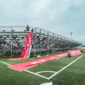 Nos encargamos del branding y el montaje de La Liga Promises, el torneo de fútbol del que salen las estrellas del futuro 6