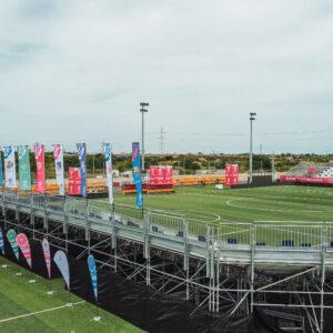 Nos encargamos del branding y el montaje de La Liga Promises, el torneo de fútbol del que salen las estrellas del futuro 18