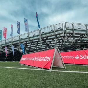 Nos encargamos del branding y el montaje de La Liga Promises, el torneo de fútbol del que salen las estrellas del futuro 22