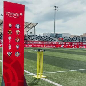 Nos encargamos del branding y el montaje de La Liga Promises, el torneo de fútbol del que salen las estrellas del futuro 17