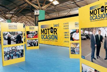 Imagen:Montaje «llave en mano»: así lo hicimos para la Feria Motorocasión de Castellón