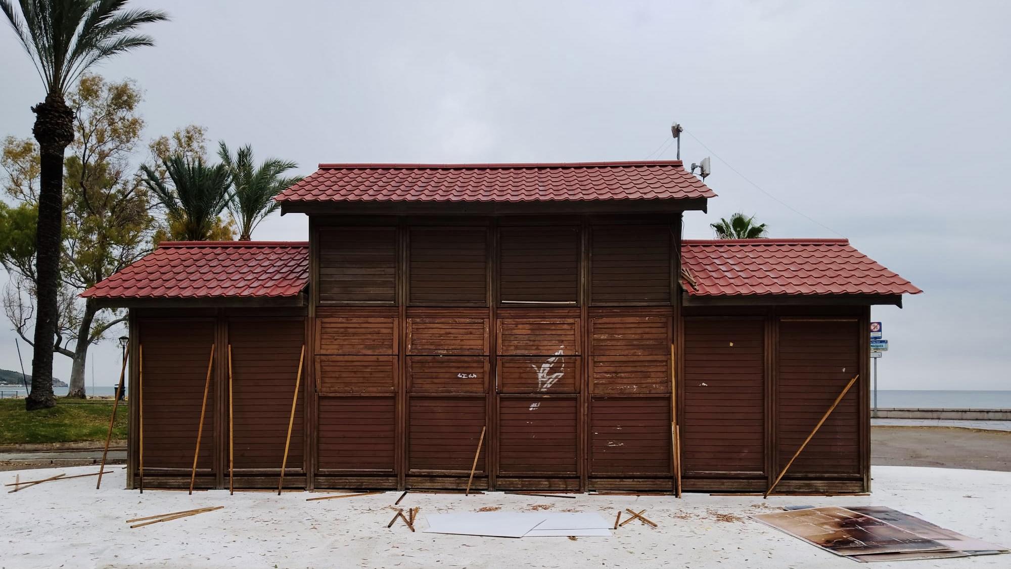 Rotulación de la primera aula junto al mar en Benicàssim para fomentar la educación ambiental 1