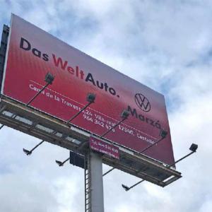 monoposte publicidad exterior promopublic