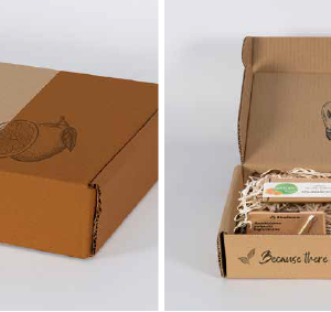 packaging caja carton promopublic