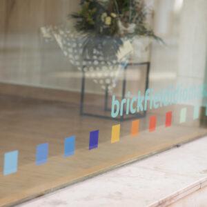 Rotulación y personalización de espacios: así lo hicimos para Brickfield Learning Space 5