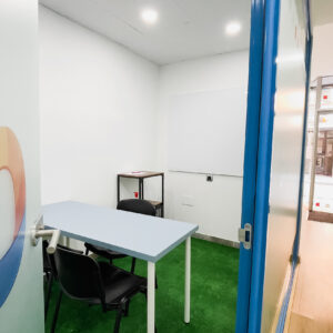 Rotulación y personalización de espacios: así lo hicimos para Brickfield Learning Space 10