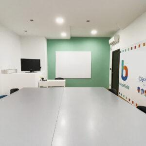 Rotulación y personalización de espacios: así lo hicimos para Brickfield Learning Space 6