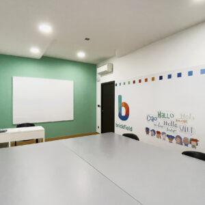 Rotulación y personalización de espacios: así lo hicimos para Brickfield Learning Space 8