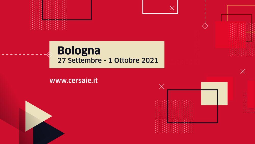 CERSAIE 2021 | La volvemos a montar en el Salone Internazionale della Ceramica