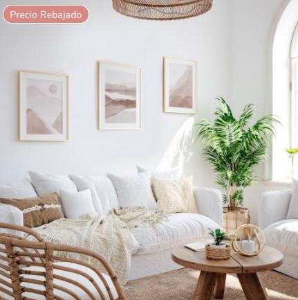 Láminas decorativas para tu casa, ahora con un descuento del 35% en MOTIF 2